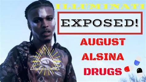 august alsina illuminati august alsina drugs exposed illuminati music industry