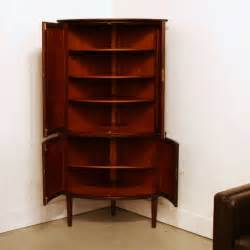 Jewelry Armoire Wood Vintage Rosewood Corner Bar Cabinet At 1stdibs