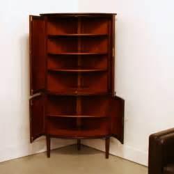Corner Bar Cabinet Vintage Rosewood Corner Bar Cabinet At 1stdibs