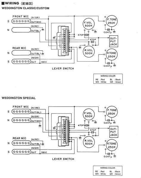 wiring diagram yamaha pacifica 28 images wiring