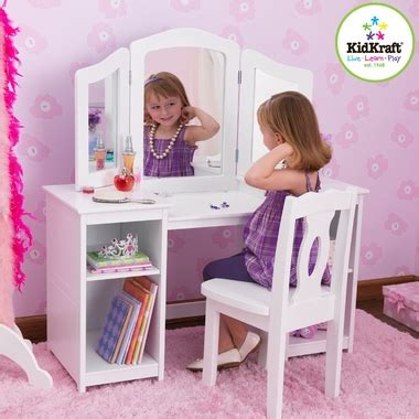 Kidkraft Vanity And Chair Kidkraft Vanity And Chair Simply Baby Furniture 189 00