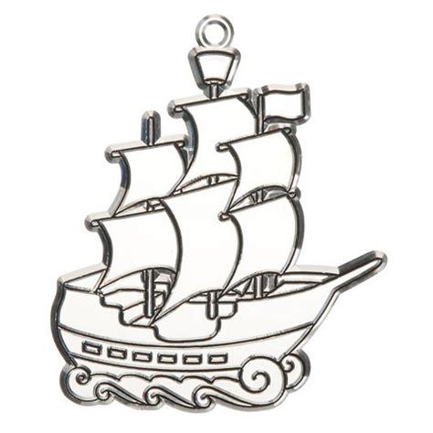 pirate ship craft template pirate ship suncatcher
