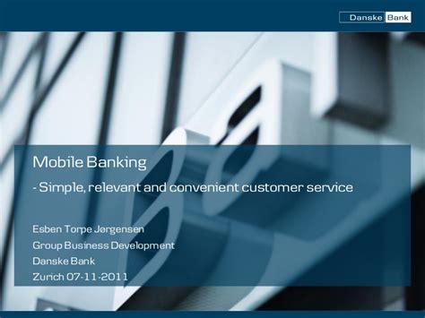 hs bank e banking mobile banking 2011 danske bank