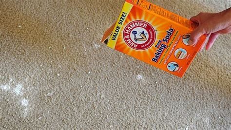 Baking Soda Rug by Odor Removal Archives Carpet Cleaning