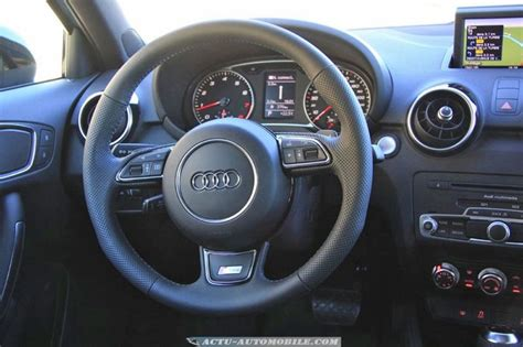 Audi 1 4 Tfsi Probleme by Essai Audi A1 1 4 Tfsi 185 Ch S Tronic S Line Actu Automobile