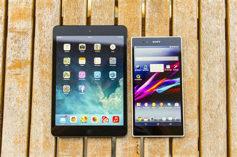 Tablet Xperia Z Ultra gear diary 187 sony xperia z ultra review big phone or tiny