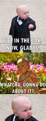 Baby Laughing Meme - funny babies jokes memes pictures