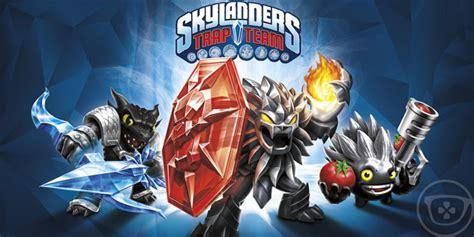 Kaos Dissidia skylanders trap team un mode de jeu sp 233 cial pour kaos