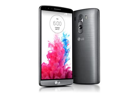 lg android phones lg announces 5 5 inch g3 android smartphone
