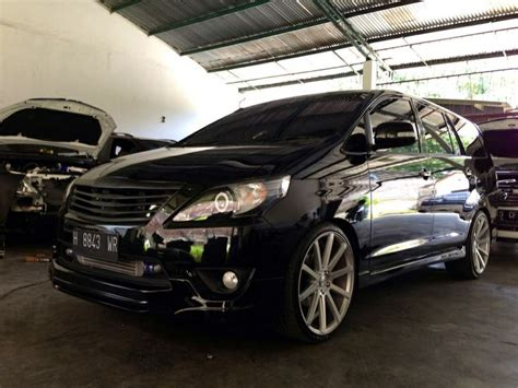 Grill Custom Innova Reborn toyota grand innova custom grill broom and toyota