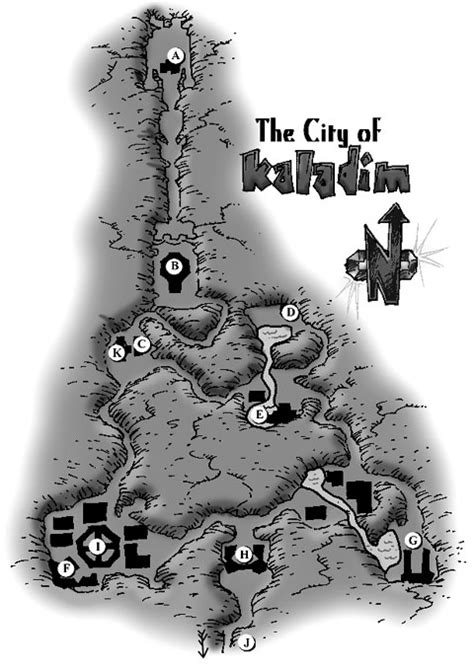 EQ North and South Kaladim maps