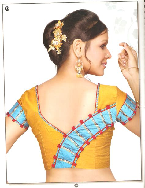 Kerala Home Design November 2012 by Chicboutique Latest Blouse Back Neck Designs Images