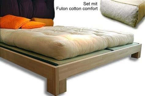 öko futon betten set tatami inkl rolllattenrost 2 tatami und futon