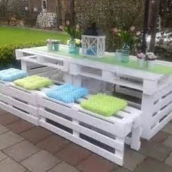 White Pallet Patio Furniture The Best Diy Wood Amp Pallet Ideas Kitchen Fun With My 3 Sons