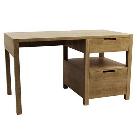 Meja Belajar Kayu Jati Minimalis beli meja belajar model simple kayu jati kmt 010 harga murah