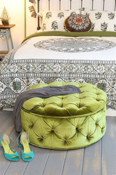 plum and bow ottoman 17 best ideas about round ottoman on pinterest large