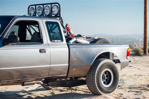 ford prerunner truck jr s desert dominating ford ranger prerunner drivingline