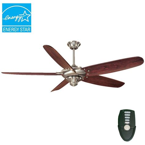altura ceiling fan brushed nickel home decorators collection altura 68 in brushed nickel