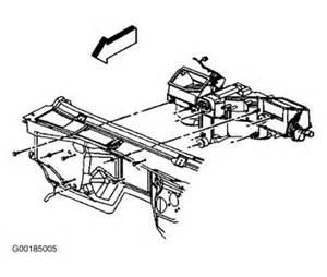 2000 chevy silverado heater heater problem 2000