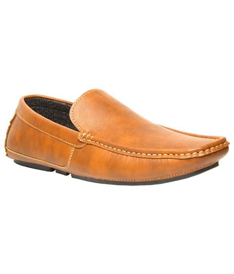 cheapest loafers india bata brown textured loafers best deals with price