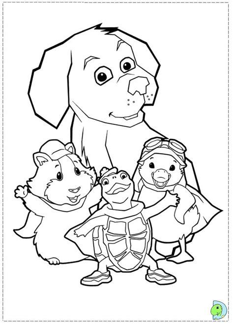 nick jr wonder pets coloring pages pin wonder pets colouring pages and coloring pictures for