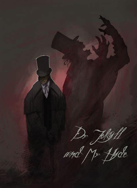 pin  derrick miller  books  short stories   jekyll  hyde henry jekyll hyde