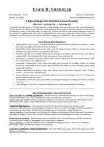 Food Services Manager Sle Resume by Craig D Chandler Foodservice Resume 2013 1 5 13