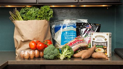 top quality food a beginner s shopping list quality food for the best results