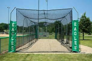 Backyard Baseball Batting Cages Outdoor Modular Batting Cages For Baseball And Softball