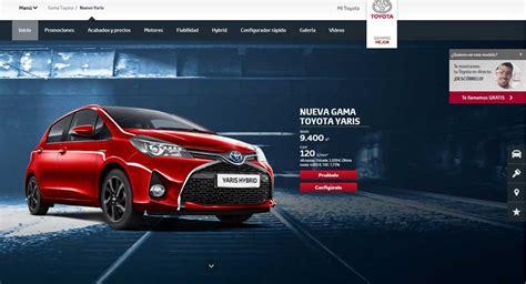 Informaci 243 N En Directo En La P 225 Gina Web De Toyota Cosas