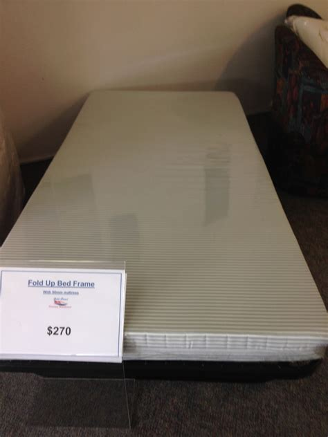Up Mattress Cheap by Fold Up Bed Single Size Cheap Mattresses Gold Coast