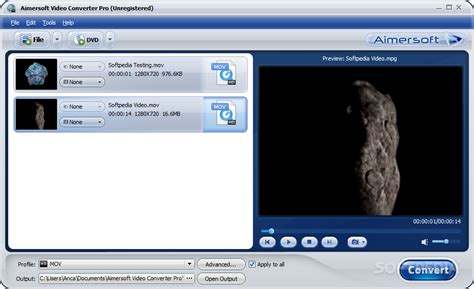 video format converter portable for notebook free dl aimersoft video converter