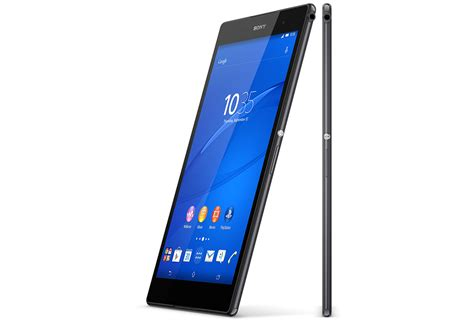 xperia z3 xperia z3 tablet compact waterproof tablet sony xperia