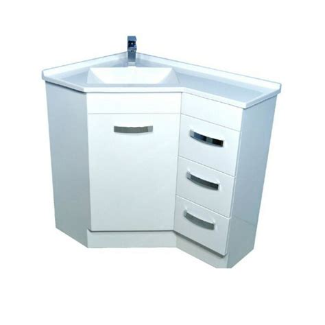 Corner Vanities Bathroom 22 Fantastic Bathroom Vanities Corner Units Eyagci