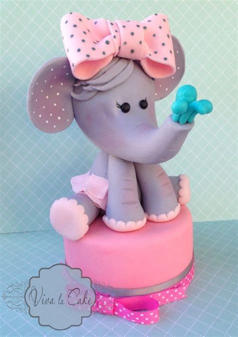 baby shower elephant cake topper baby elephant cake topper the o jays awesome and