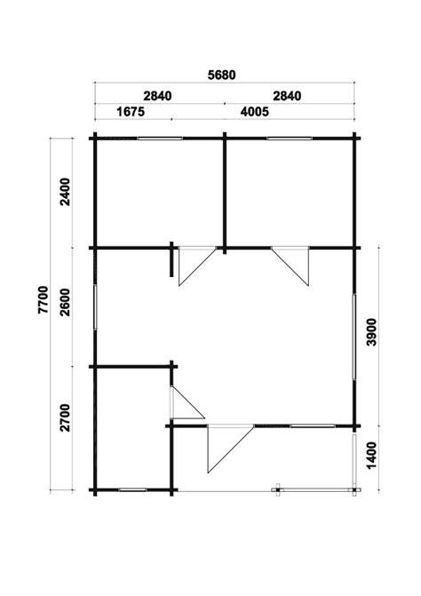 wohnung vogelperspektive gartenhaus wolff 171 spessart 187 ferienhaus 70 92mm holzhaus