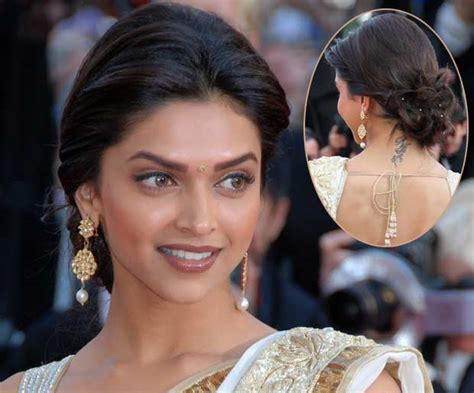 Deepika Padukone Hairstyle by Best Hairstyles To Try With Traditional Stylish
