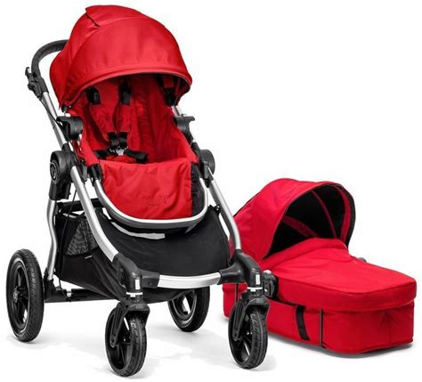 baby jogger city select wanne baby jogger city select stroller ruby with bassinet pram