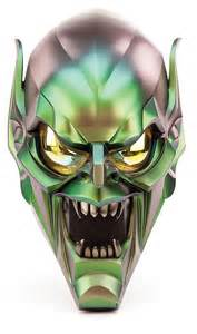 willem dafoe quot green goblin quot hero mask spider man sp
