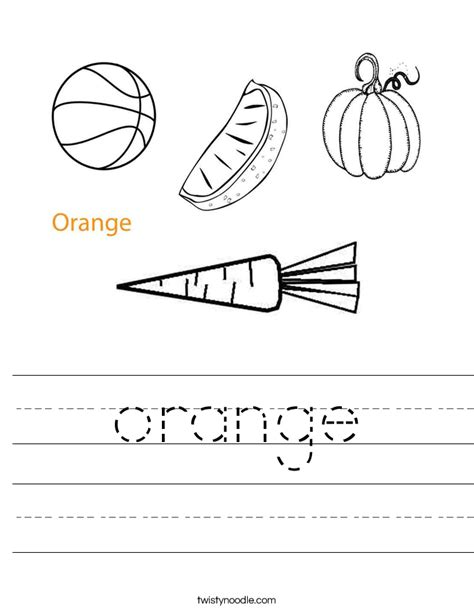 orange color activity sheet other colors the preschool search results for color sheets with numbers calendar 2015