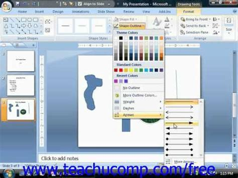 tutorial powerpoint 2007 youtube powerpoint 2007 tutorial formatting shapes 2007 only