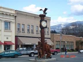 Home Design Center Colville Wa colville wa city center clock tower photo picture