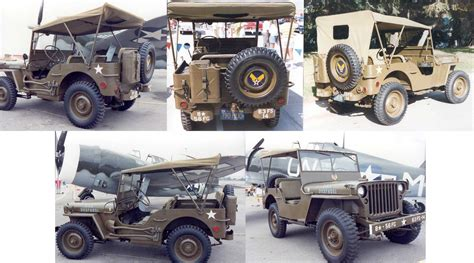 Ww2 Jeep Parts Customers Jeeps Page Restored And Projects Brian S