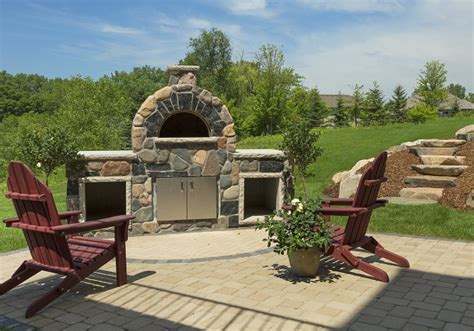 backyard pizza two story family home layout ideas home bunch interior