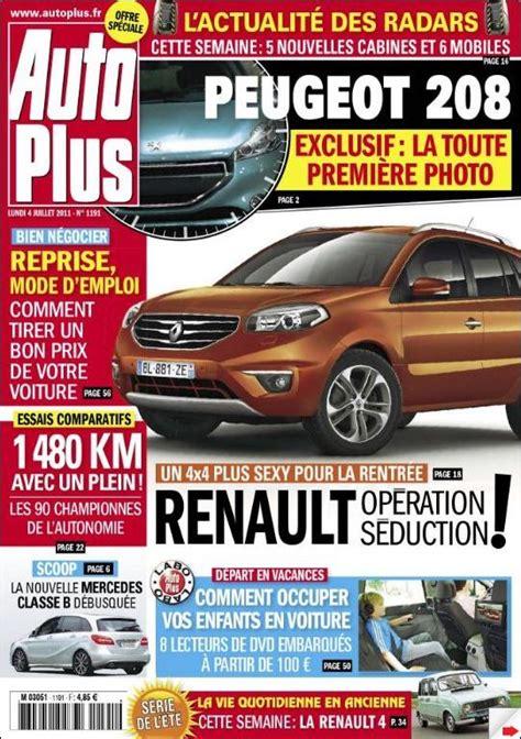 Auto Plus by Auto Plus N 176 1191 Le Format Pdf Gratuit 224 T 233 L 233 Charger