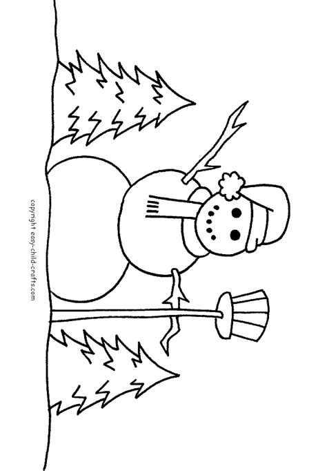 snowman coloring page pdf coloring pages snowman 196 free printable coloring pages