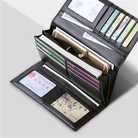 best travel wallet best rfid wallet for blocking wallet trifold