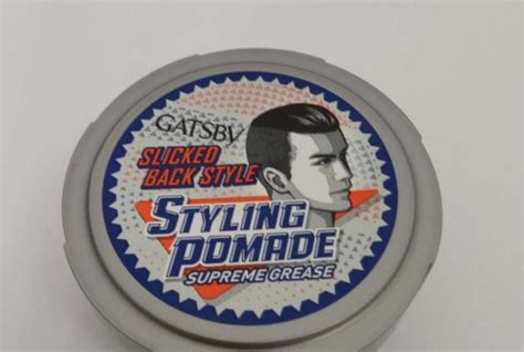 Gatsby Pomade Merah review gatsby pomade supreme grease gentlemancode