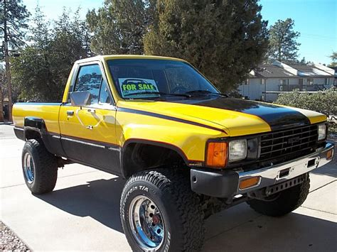 1986 Toyota 4x4 For Sale 1986 Toyota 4x4 For Sale Payson Arizona