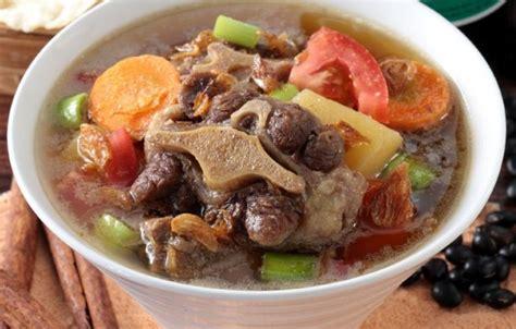 resep sop buntut khas surabaya  swegerr wisata